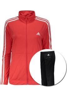 722f63c8e757f Fut Fanatics. Agasalho Adidas Back2basics Feminino Rosa