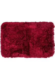 Tapete Dolly- Vermelho Escuro- 60X40Cmbuettner