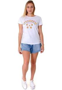 Camiseta Opera Rock T-Shirt Feminina - Feminino