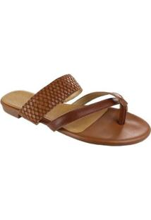 Tamanco Bottero Leather Feminino - Feminino