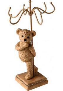 Porta-Joias Decorativo De Resina Bear