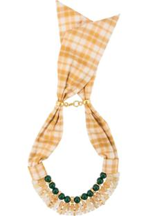 Lizzie Fortunato Jewels Colar Picnic - Amarelo