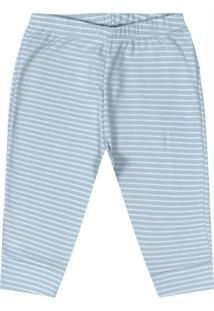 Calça Infantil Unissex Azul