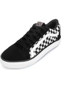 Tênis Pisada Neutra Xadrez masculino   Shoes4you 4523e6f70e