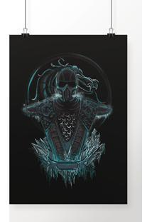 Poster Ice Ninja
