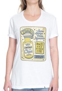 Xarope: Consciência De Classe - Camiseta Basicona Unissex