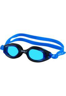 Óculos De Natação - Preto E Azul - Speedo