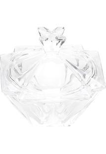 Bomboniere Metropolitan- Cristal- 11,5Xø11Cm- Lylyor