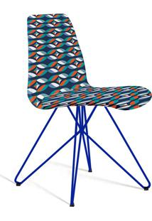 Cadeira Eames Butterfly C31-Daf Mobiliário - Colorido
