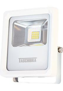 Refletor Led Taschibra 8W 3000K Tr 10 Branco