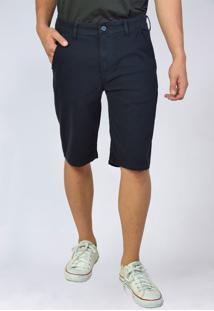 Bermuda Jeans Escura Yck'S - Kanui