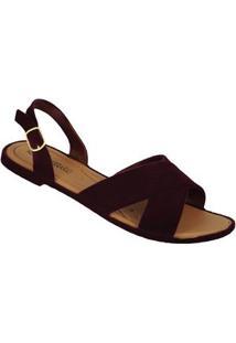 Sandalia Flocada Vilace 61880027