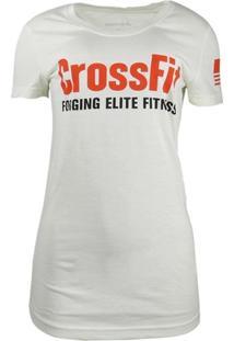 20c28f6b19 Camiseta Reebok Crossfit Forging Elite Fitness - Feminino