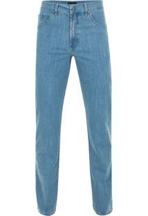 Calça Jeans Premium Denim Light Blue