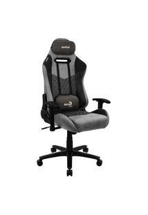 Cadeira Gamer Aerocool Duke Ash Black - 70198