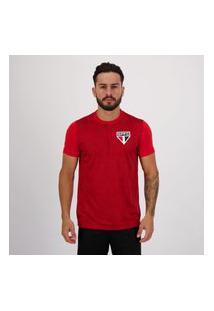 Camisa Sáo Paulo Chase Vermelha