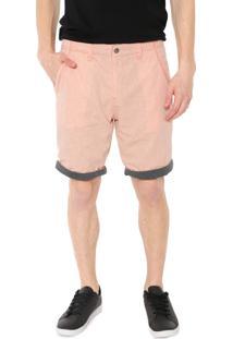 Bermuda Calvin Klein Jeans Chino Color Coral