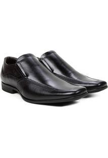 Sapato Couro Social Ferracini Jop Masculino - Masculino