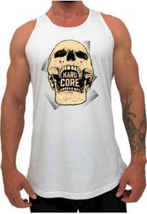 Regata Longline Mxd Conceito Hardcore Skull Masculina - Masculino