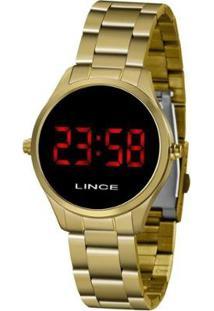 Relógio Lince Digital Led Feminino - Feminino