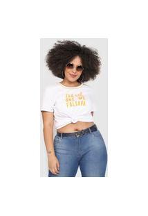 Camiseta Malwee Era Sol Branca