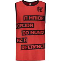 838a4c48b5 Camiseta Regata Flamengo Larger - Masculino