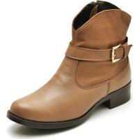 e4dcd31aa Dafiti. Bota Country Montaria Top Franca Shoes Caramelo