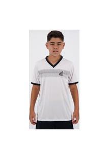 Camisa Santos Evoke Infantil