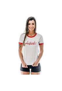 Camiseta Shatark Byline Branco