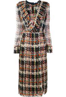 Blumarine Vestido Estampado