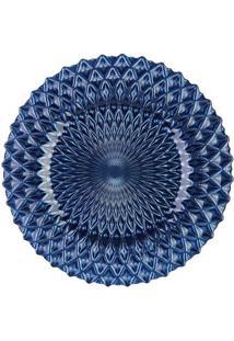 Sousplat Daly- Azul- 4Xø34,5Cmricaelle