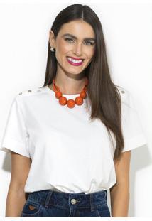 Camiseta Branco