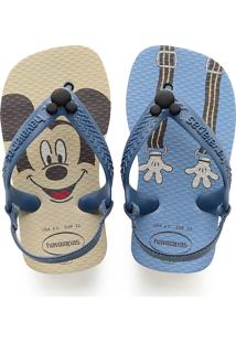 Chinelo Infantil Mickey Havaianas 0121