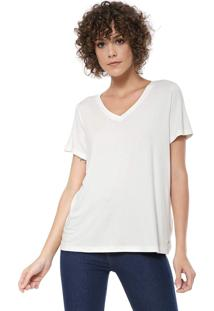 Camiseta Mob Básica Off-White