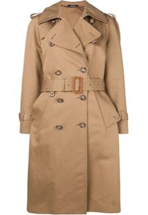 Maison Margiela Trench Coat - Neutro