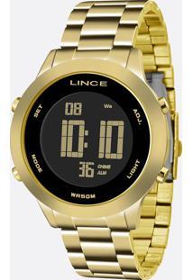 Relógio Feminino Digital Lince Sdph038L Pxkx