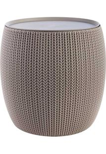 Mesa Baú Cozy Table 710211 – Keter - Bege