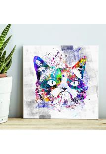 Quadro - I Love This Cat