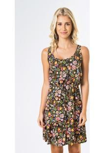 Vestido Mercatto Alças Largas - Feminino