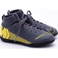 3d745d5f64 Chuteira Futsal Nike Mercurial Jr Superfly 6 Cl Ic Infantil 32