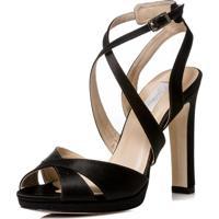 8e70544e5 Sandália Cetim Festa feminina | Shoes4you