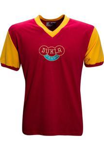 e5b3c5000f7d6 Camisa Liga Retrô Dukla Praga 1960´S - Masculino