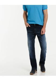 Calça Masculina Reta Zune Jeans