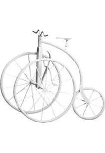 Triciclo Decorativo Attic Branco