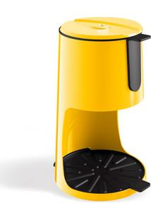 Cafeteira Manual Meu Café Amarela