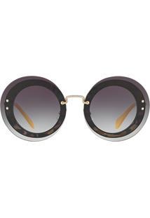 Óculos Miu Miu Mu 10Rs Reveal