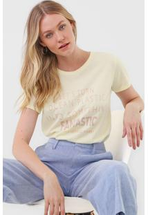 Camiseta Lez A Lez Fantastic Amarela