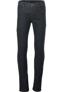 Calça Jeans Armani Exchange Masculina Indigo Skinny - 22425