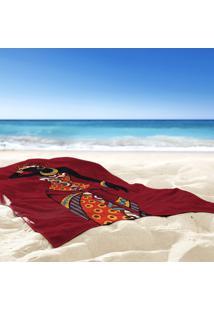 Toalhas De Praia / Banho Africana