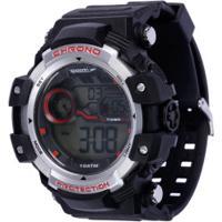 88a0e01af4a Centauro. Relógio Digital Speedo 11015G0 - Masculino - Preto